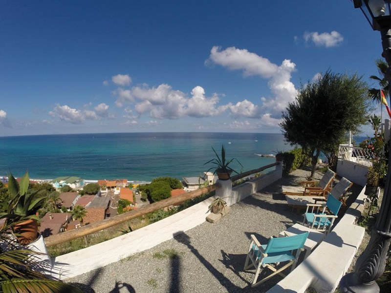 Bed and Breakfast Lisca Bianca a Tropea