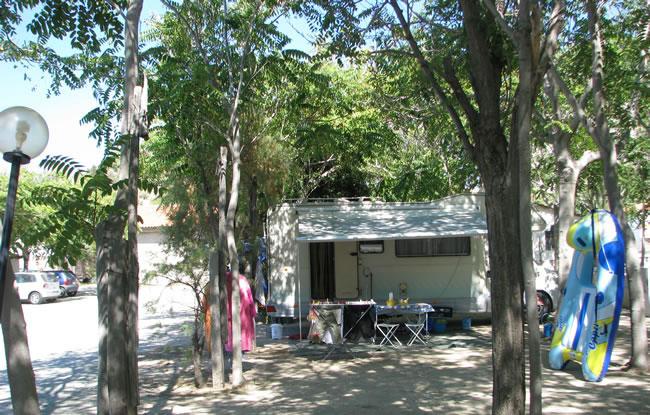 Camping Marina dell'Isola a Tropea