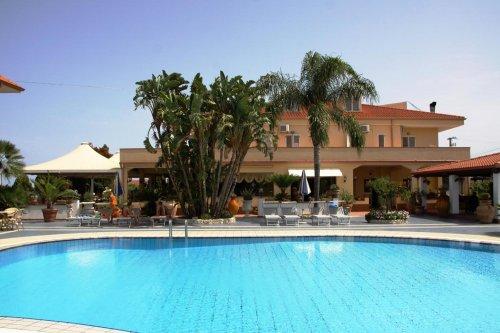 Hotel Damanse di Santa Domenica di Ricadi