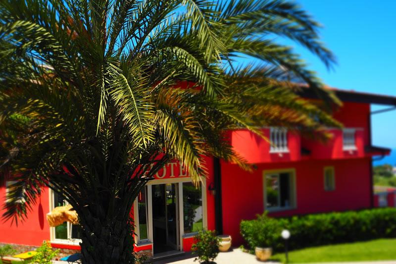 Hotel Residence Borgo di Santa Barbara a Tropea