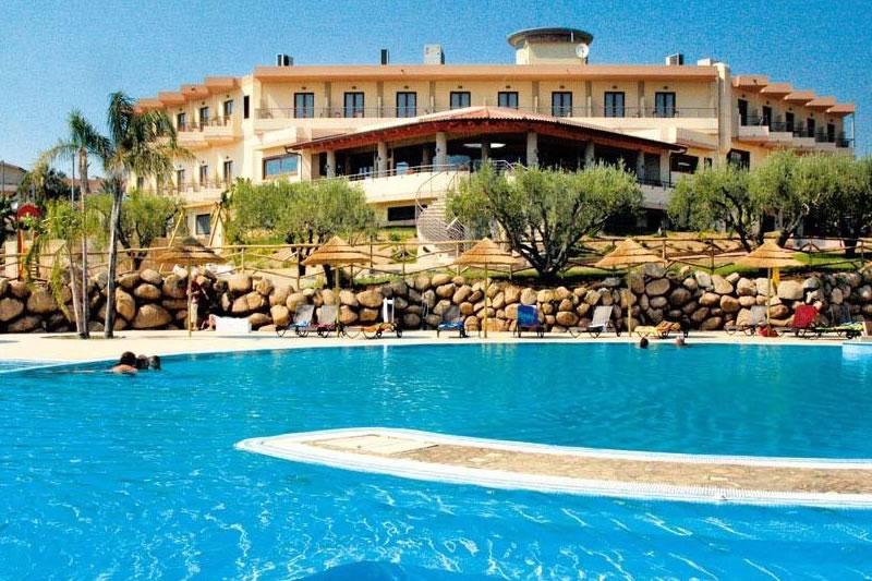 Hotel Residence Santa Chiara di Capo Vaticano