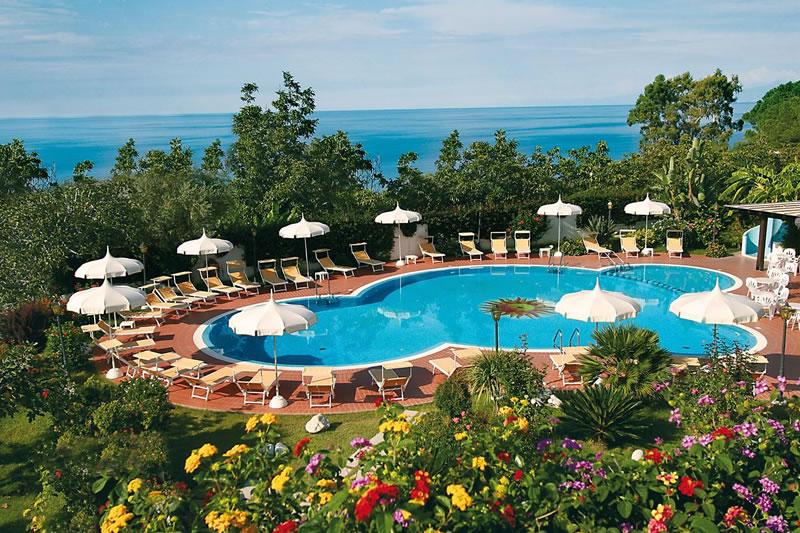 Hotel Tirreno a Parghelia