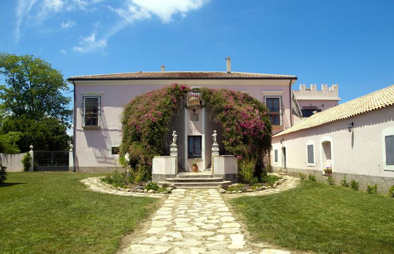 Villa Zurlo a Crotone