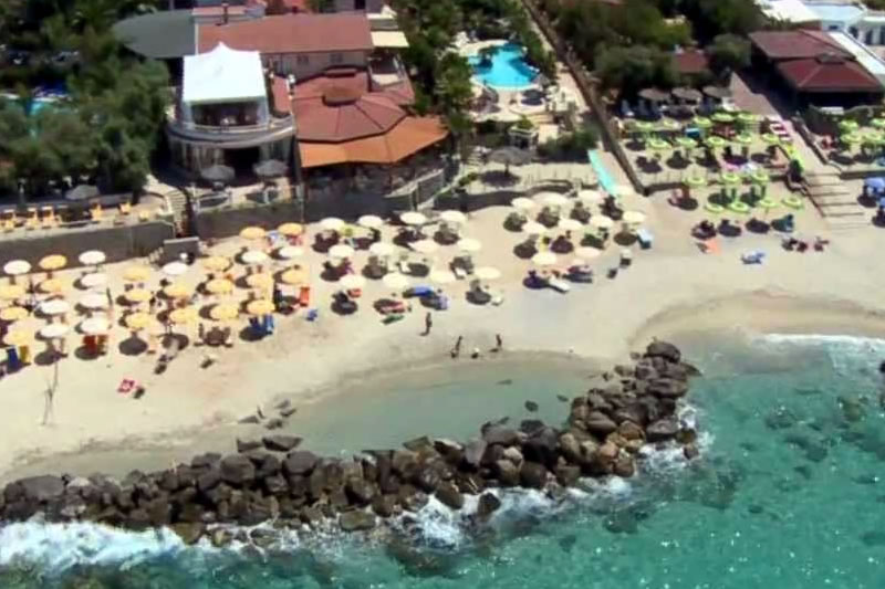 Villaggio Club Baia Del Sole a Capo Vaticano