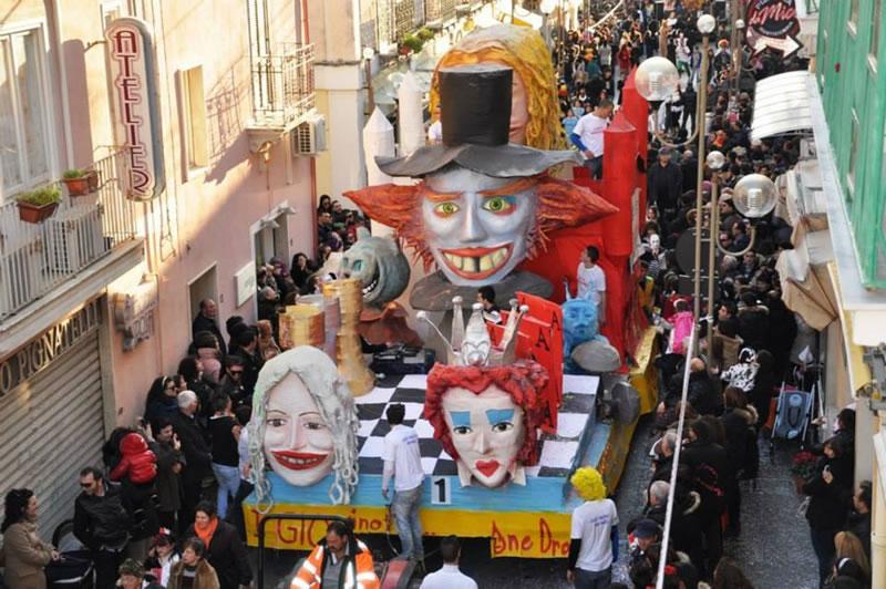 Eventi di Carnevale in Calabria