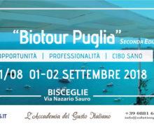 Biotour Puglia 31 agosto 1 e 2 settembre 2018