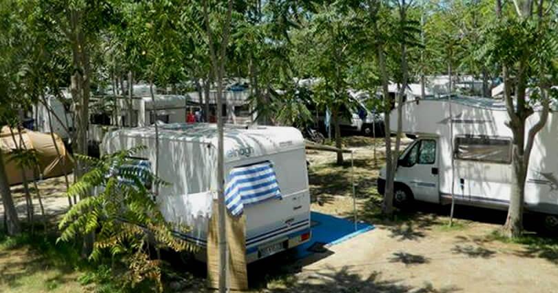 Campeggio Marina del Convento, Tropea camping2