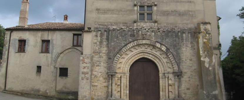 Abbazia di Santa Maria della Sambucina a Luzzi