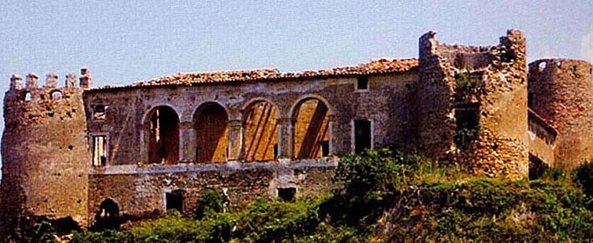 Castello Angioino di Sangineto