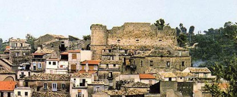 Castello Pellicano di Gioiosa Ionica