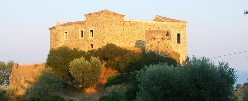 Castello di Montegiordano