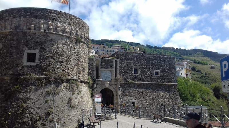 Castello di Murat a Pizzo Calabro