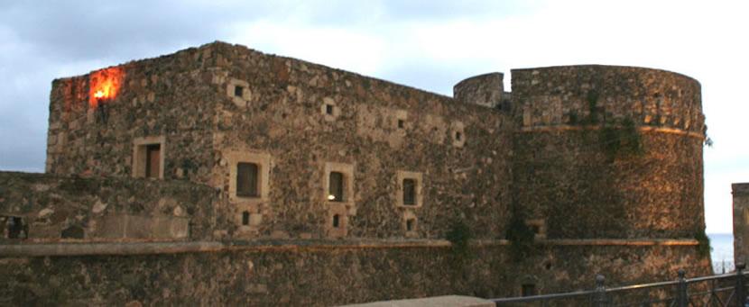 Castello di Murat di Pizzo Calabro