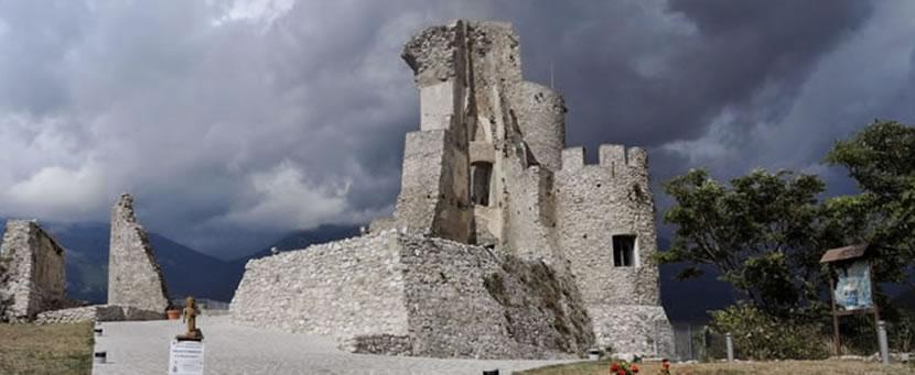 Il Castello Normanno-Svevo di Morano Calabro