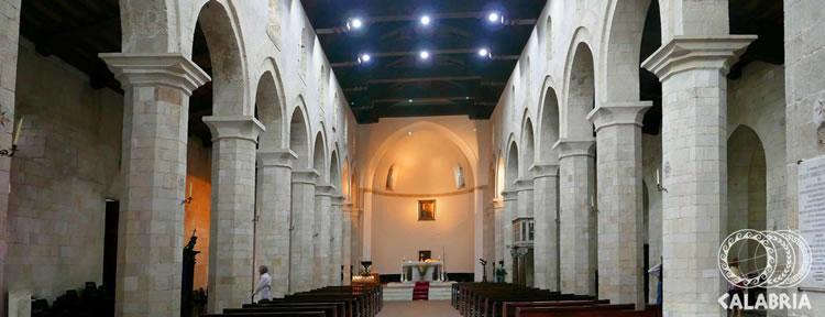 La Cattedrale di Tropea - interno