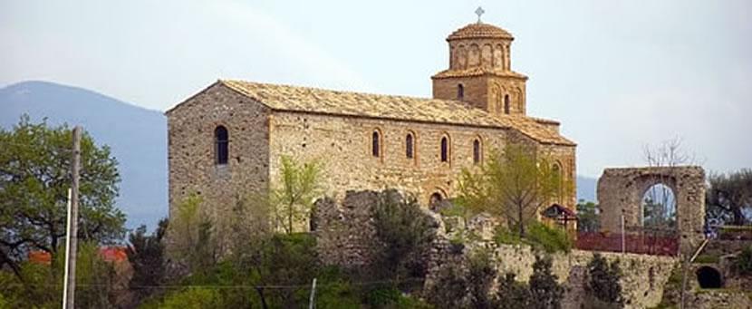 Monastero greco-ortodosso a Bivongi