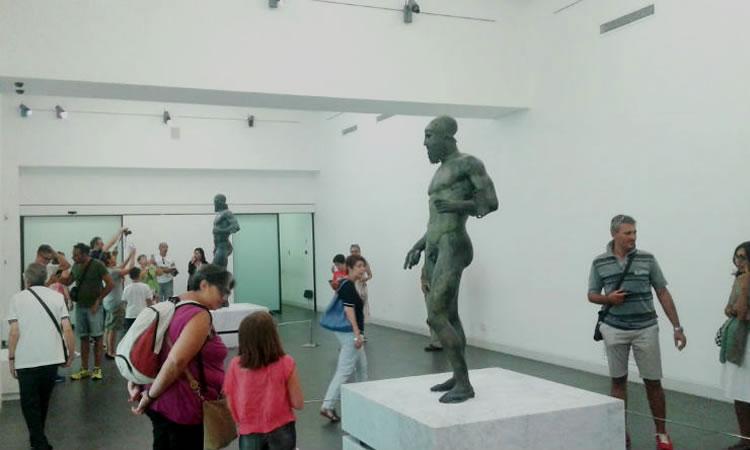 Museo archeologico nazionale di Reggio Calabria I Bronzi di Riace