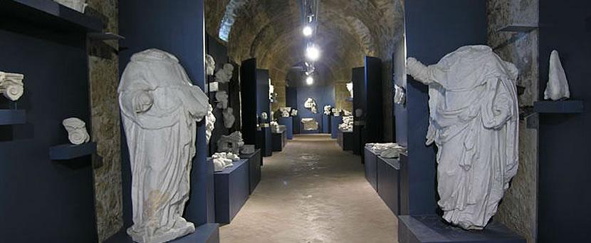Museo civico dei Marmi (MuMar) di Soriano Calabro