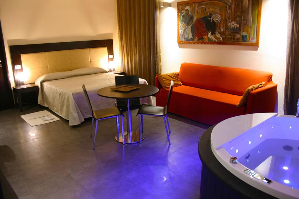Residenza il Barone Suite-con-Vasca-Idromassaggio