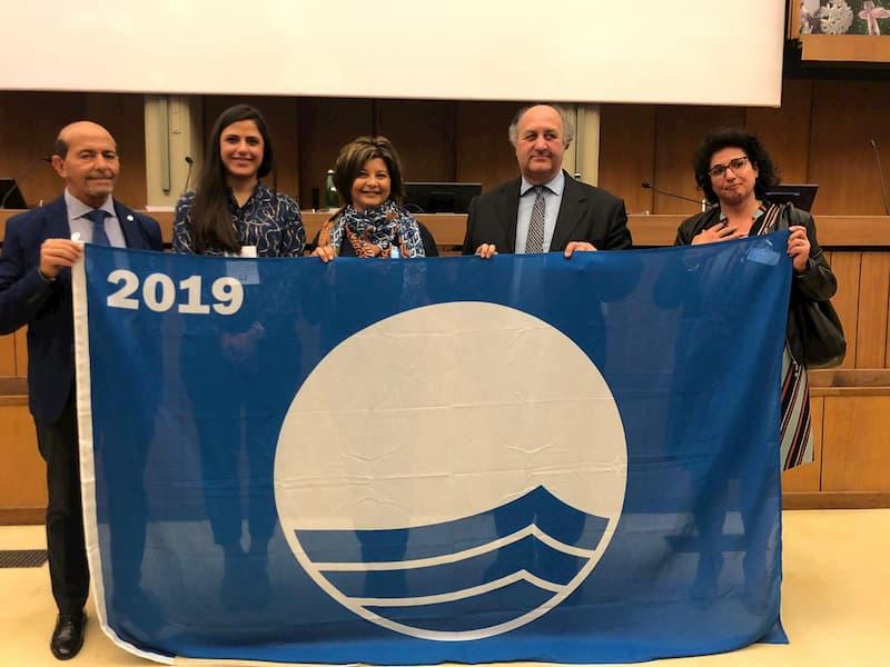 Roseto Capo Spulico Bandiera Blu 2019