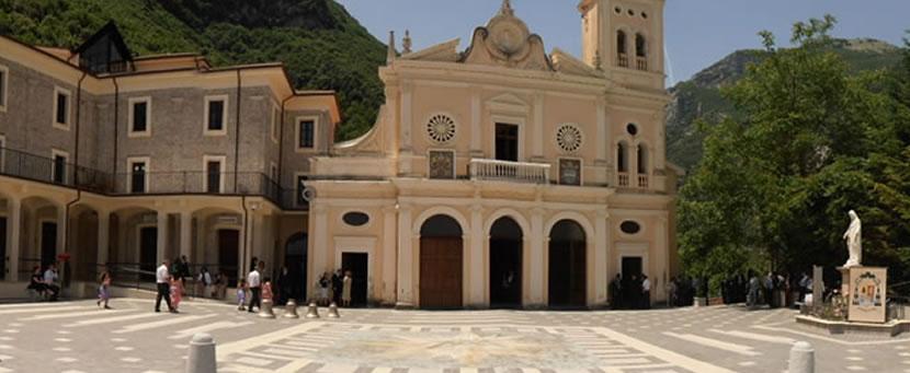 Santuario-Basilica della Madonna del Pettoruto a San Sosti