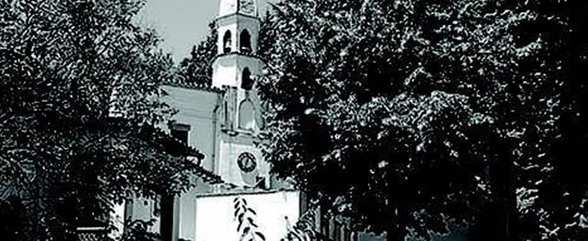 Santuario Madonna dello Spasimo a Laino Borgo