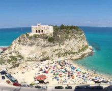 Santuario Santa Maria dell'Isola a Tropea