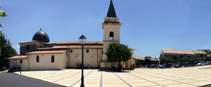 Santuario della Madonna del Carmelo a Marano Marchesato