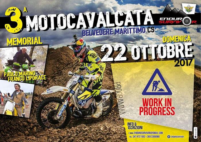3 Motocavalcata a Belvedere Marittimo 2017