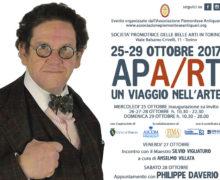 APA-RT Un viaggio nell'arte a Torino 2017