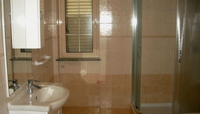 Appartamento Il Girasole a Tropea bagno