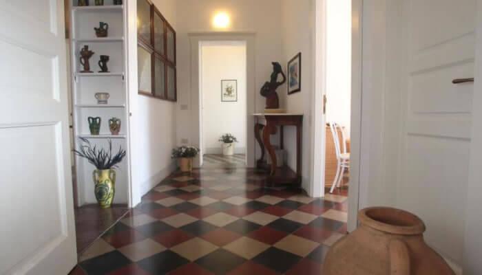Bed Breakfast Al Vecchio Castello, Tropea - corridoio
