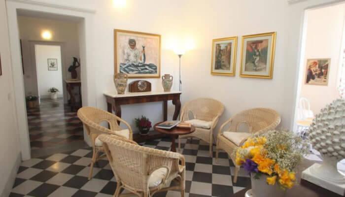 Bed Breakfast Al Vecchio Castello, Tropea - ingresso
