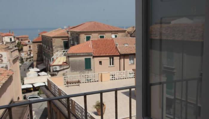 Bed Breakfast Al Vecchio Castello, Tropea - vista centro storico