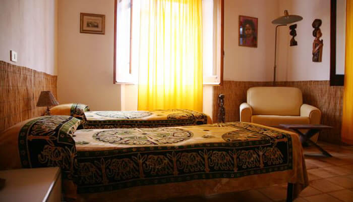 Bed Breakfast Bibio a Parghelia - camera doppia