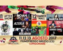 Fiume Rock Music Festival 2017