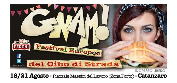 Gnam! Festival Europeo del Cibo di Strada 2017