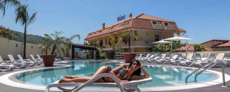 Hotel La Praia di Zambrone