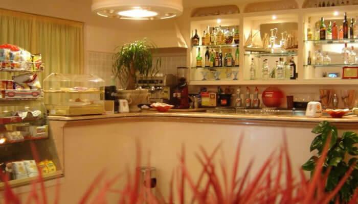 Hotel La Praia di Zambrone - bar