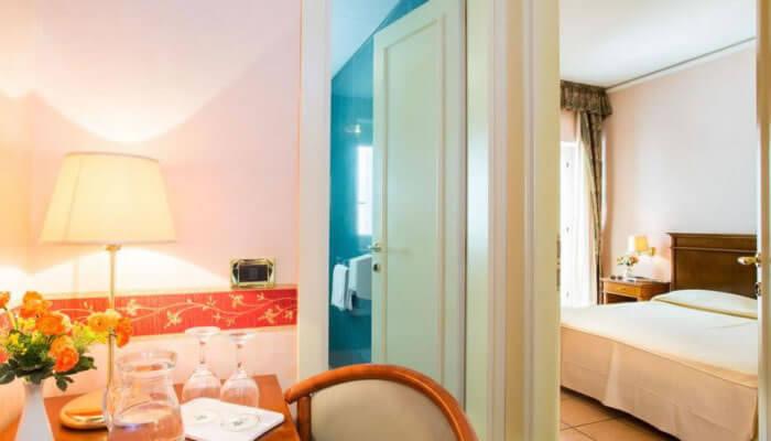 Hotel Santa Lucia a Parghelia - camere2