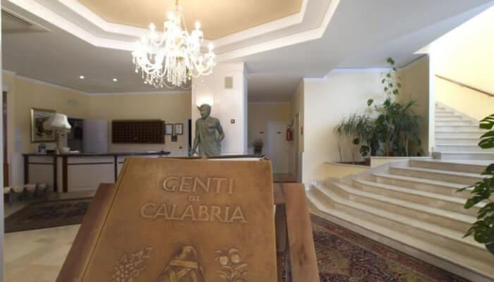 Hotel Santa Lucia a Parghelia - hall