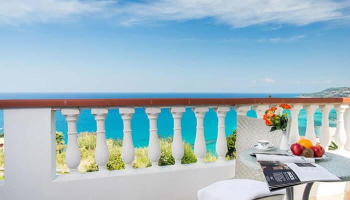 Hotel Santa Lucia a Parghelia - relax
