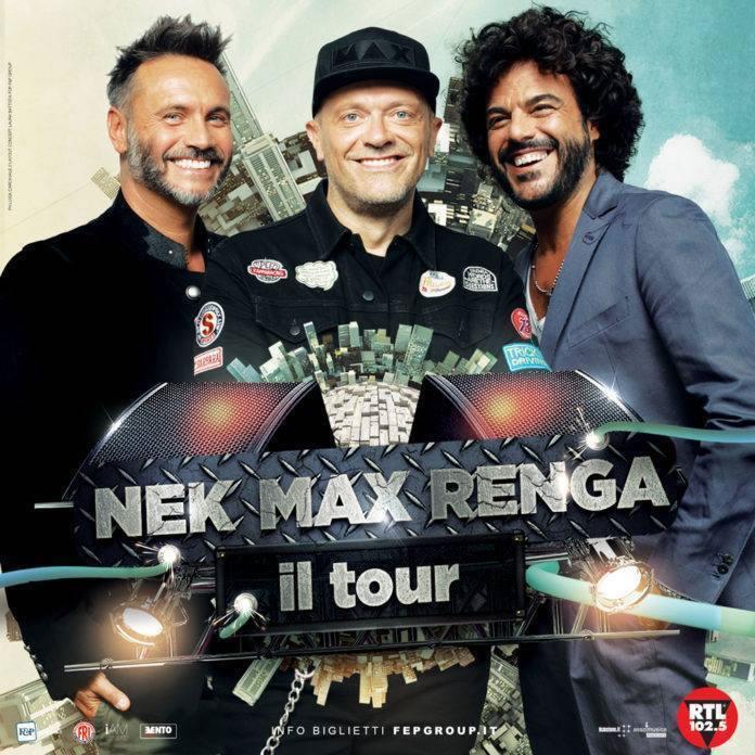 NEK MAX RENGA tour 2018