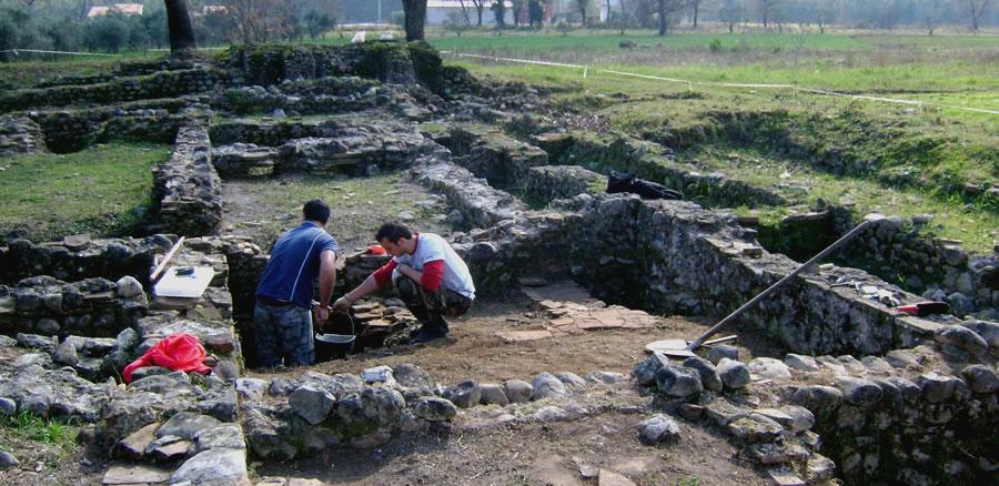 Parco archeologico Pauciuri di Malvito