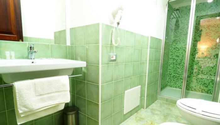 Residenza LoryLu Tropea - bagno