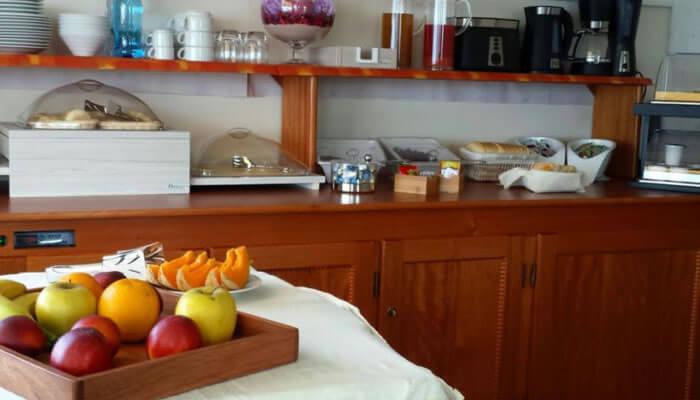 Residenza LoryLu Tropea - la colazione