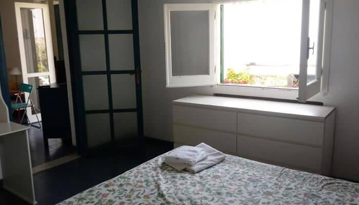 Salato appartamenti, camera da letto