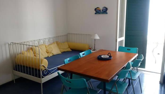 Salato appartamenti, sala