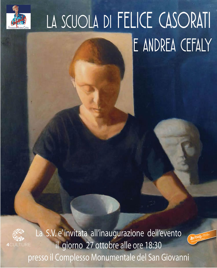Scuola di Felice Casorati e Andrea Cefaly