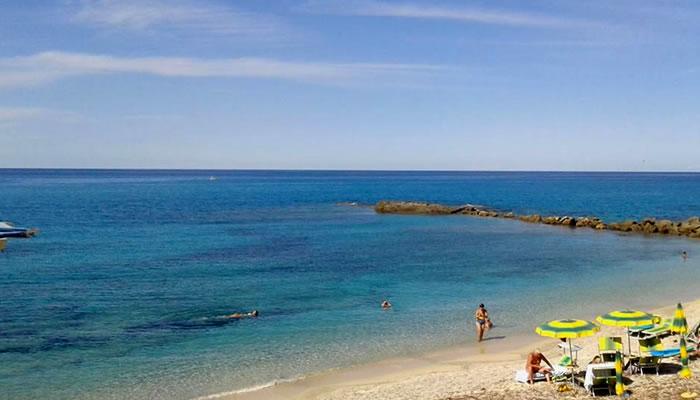 Spiaggia del Convento, Tropea